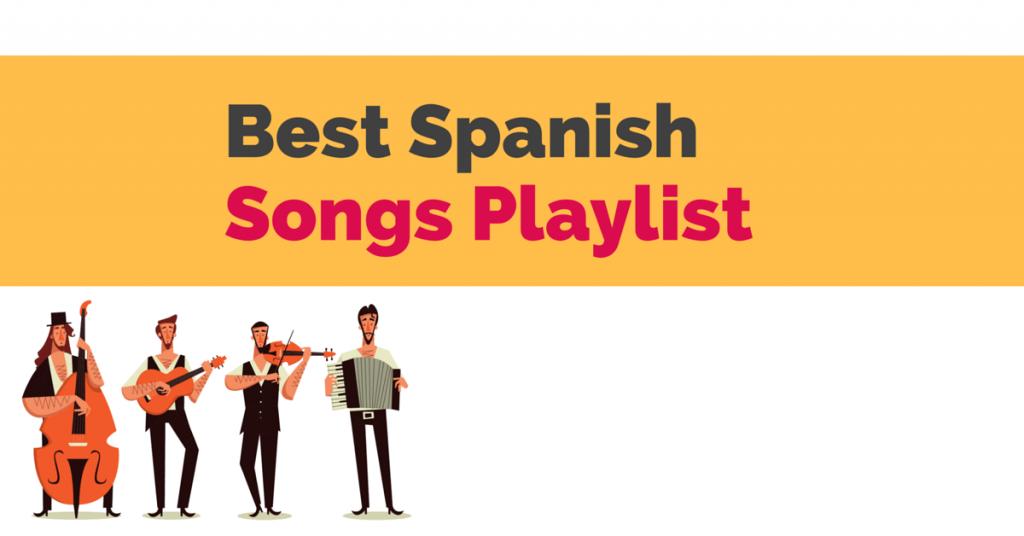دانلود مجموعه آهنگ های اسپانیایی قدیمی و جدید غمگین و شاد زن