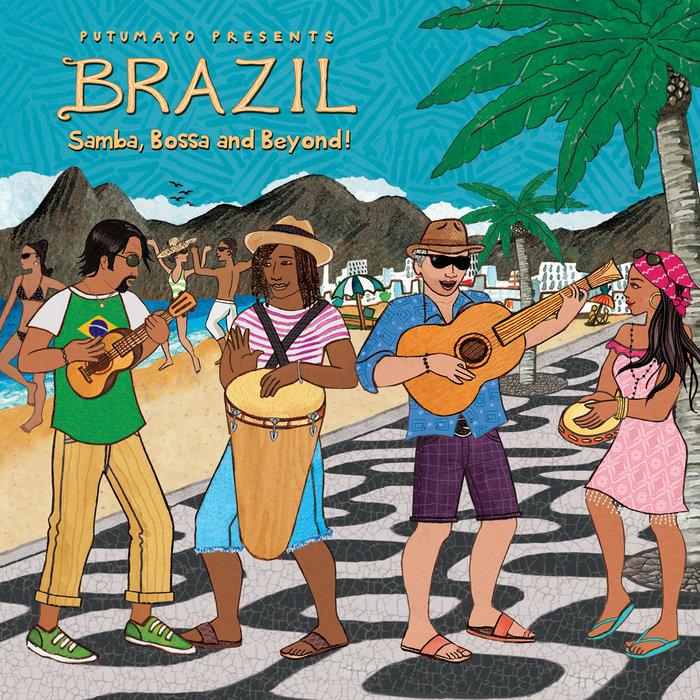 دانلود آهنگ برزیلی معروف عاشقانه شاد فوتبالی زومبا ریمیکس تند صوتی